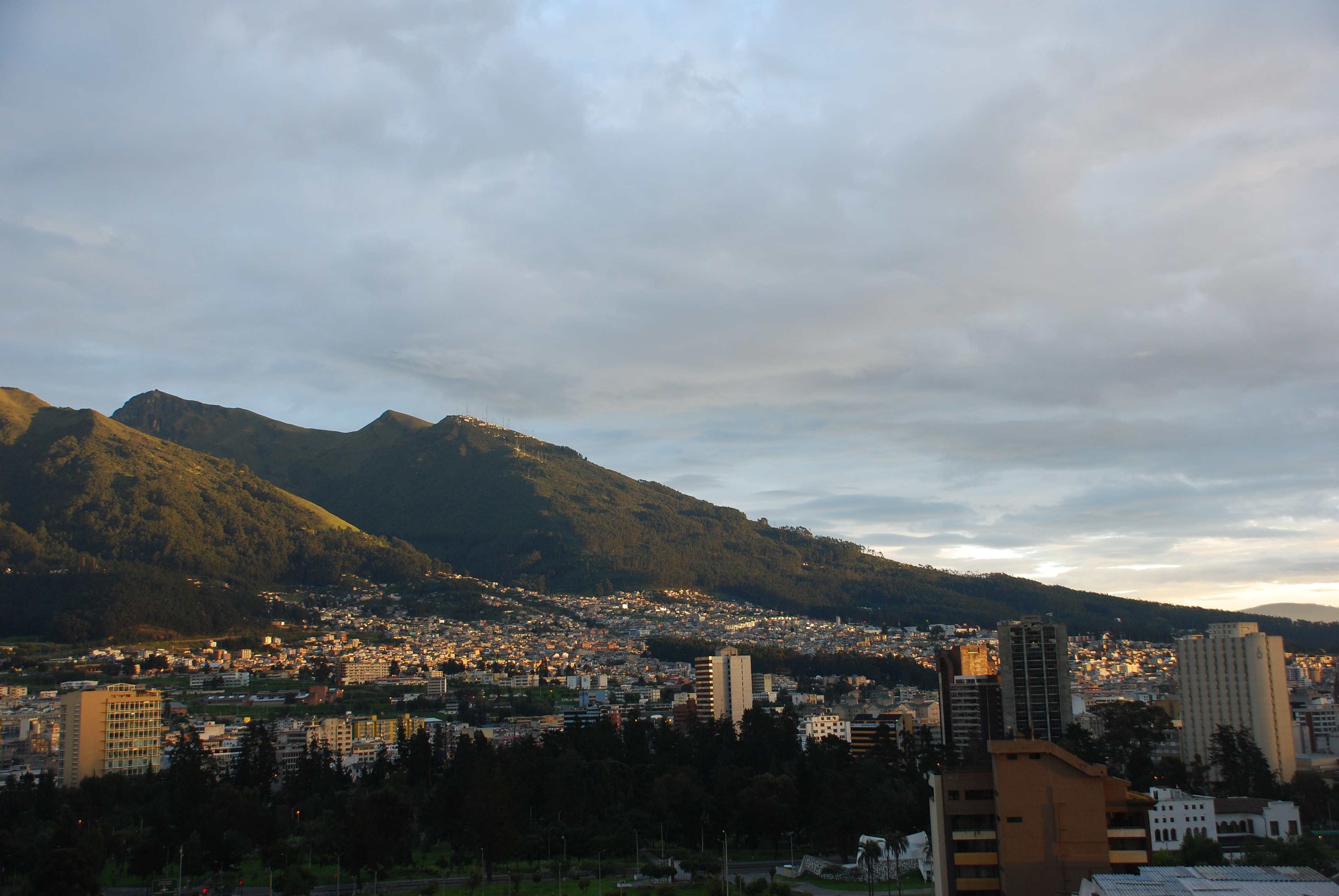Ecuador: Finding Beauty Along The Equator