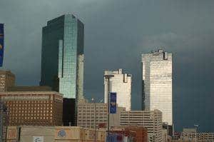 fort worth downtown skyline
