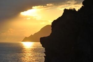 Cinque Terre coast Italy