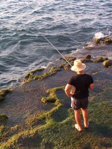 go fishing when you retire