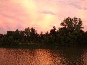 Maranatha sunset Nebraska